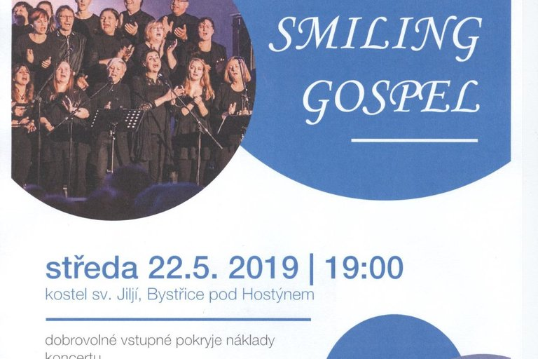 Keep smiling gospel